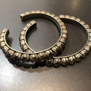 J. CREW: jeweled bangles